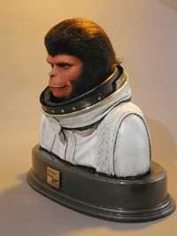 Planet of the Apes collectible display bust