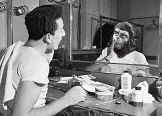Planet of the Apes Make-up Room